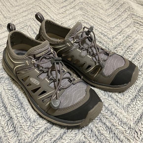 W Hiking Shoe KEEN Womens Terradora ETHOS